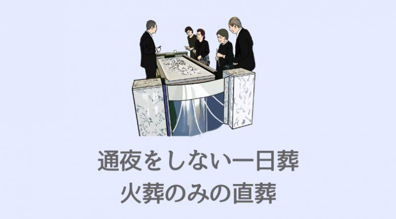 一日葬・直葬(火葬式)